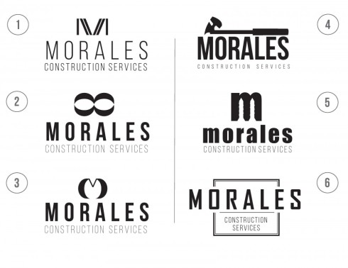 Second batch of possible MCS logo options.