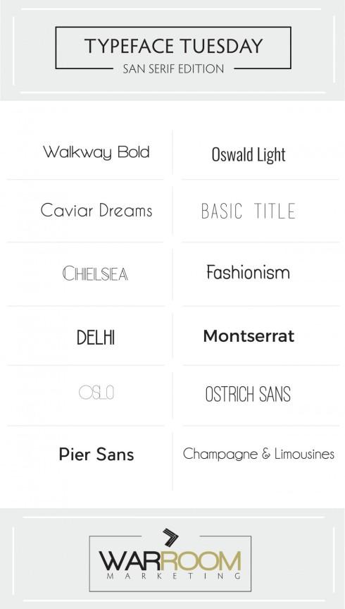 Typeface Tuesday_San Serif-1
